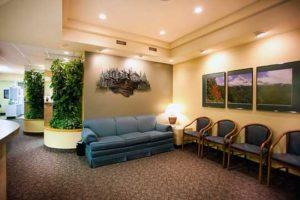 Slater Family Dental Waiting Area